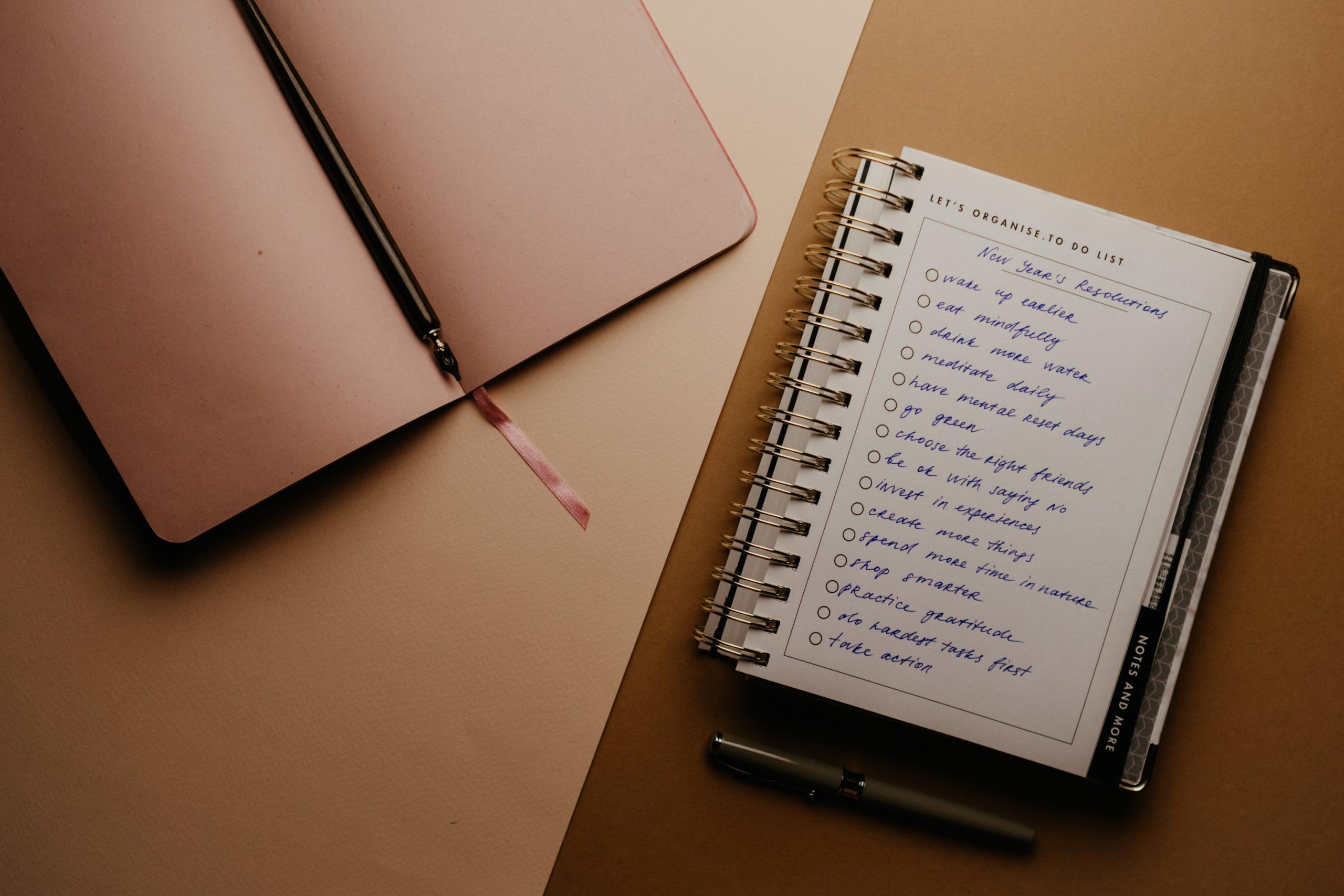 Resolutions, fogadalmak