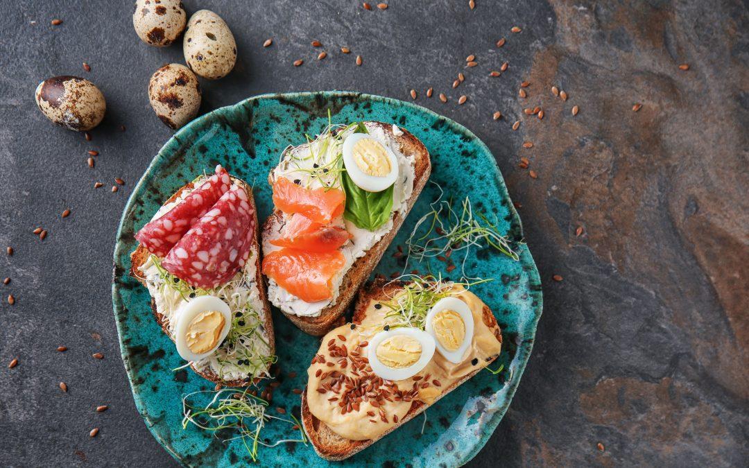 Így rakd össze az egészséges szendvicsed!