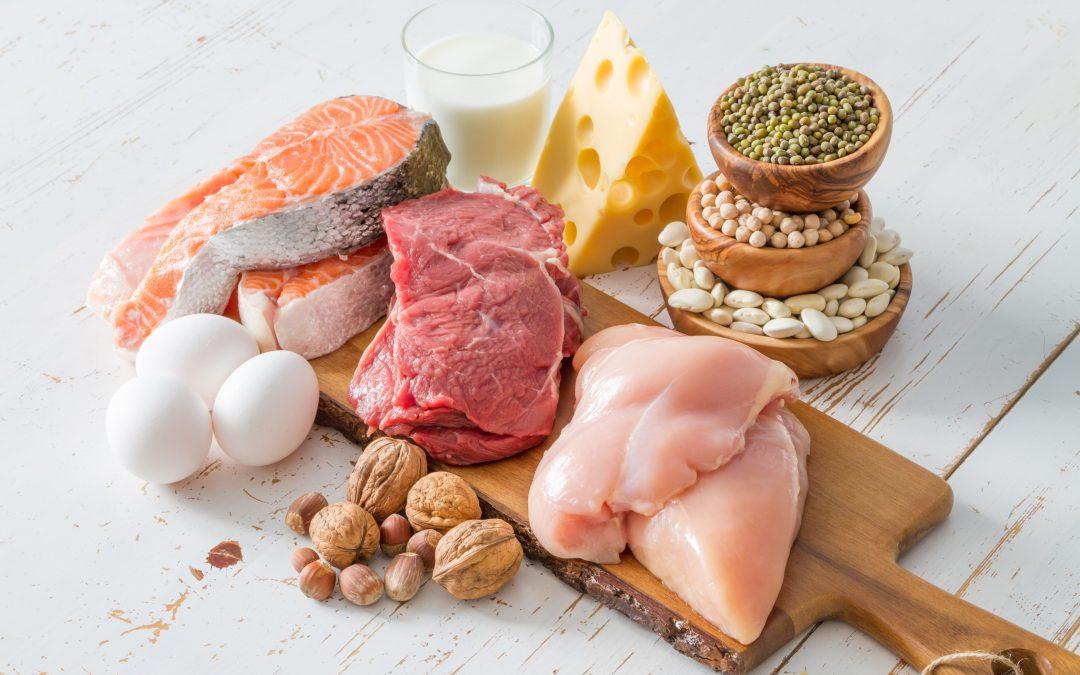 Fehérjék szerepe az étrendben