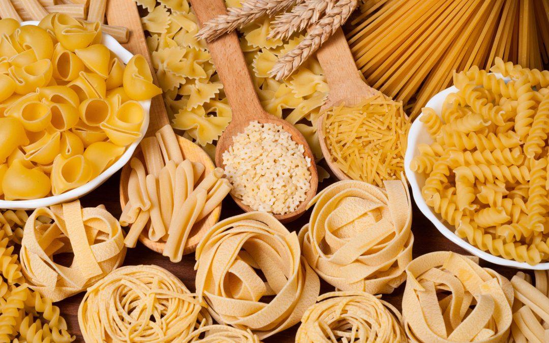 Tésztaételek az étrendben