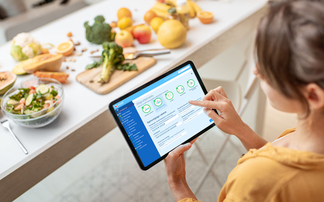 A mobilappok szerepe az étkezésben, életmódban